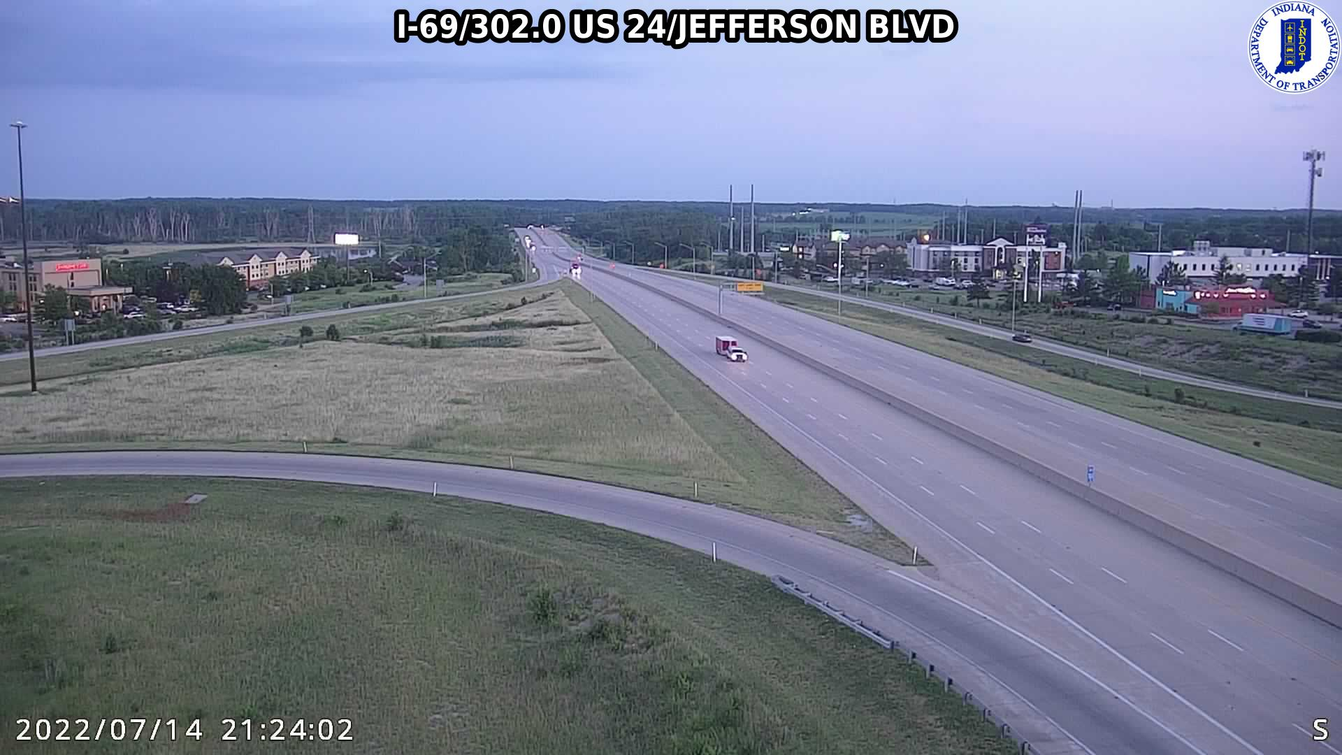 I-69 JEFFERSON/US 24 CAM