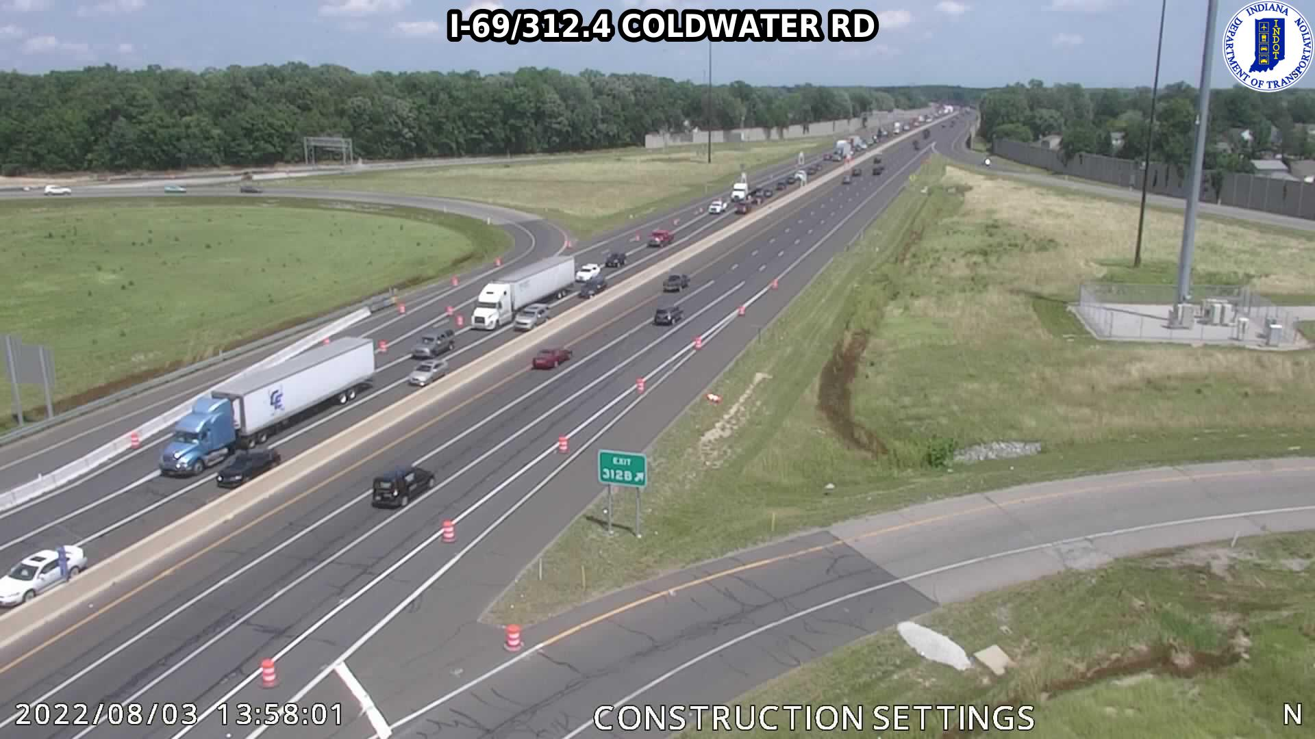 I-69 COLDWATER RD
