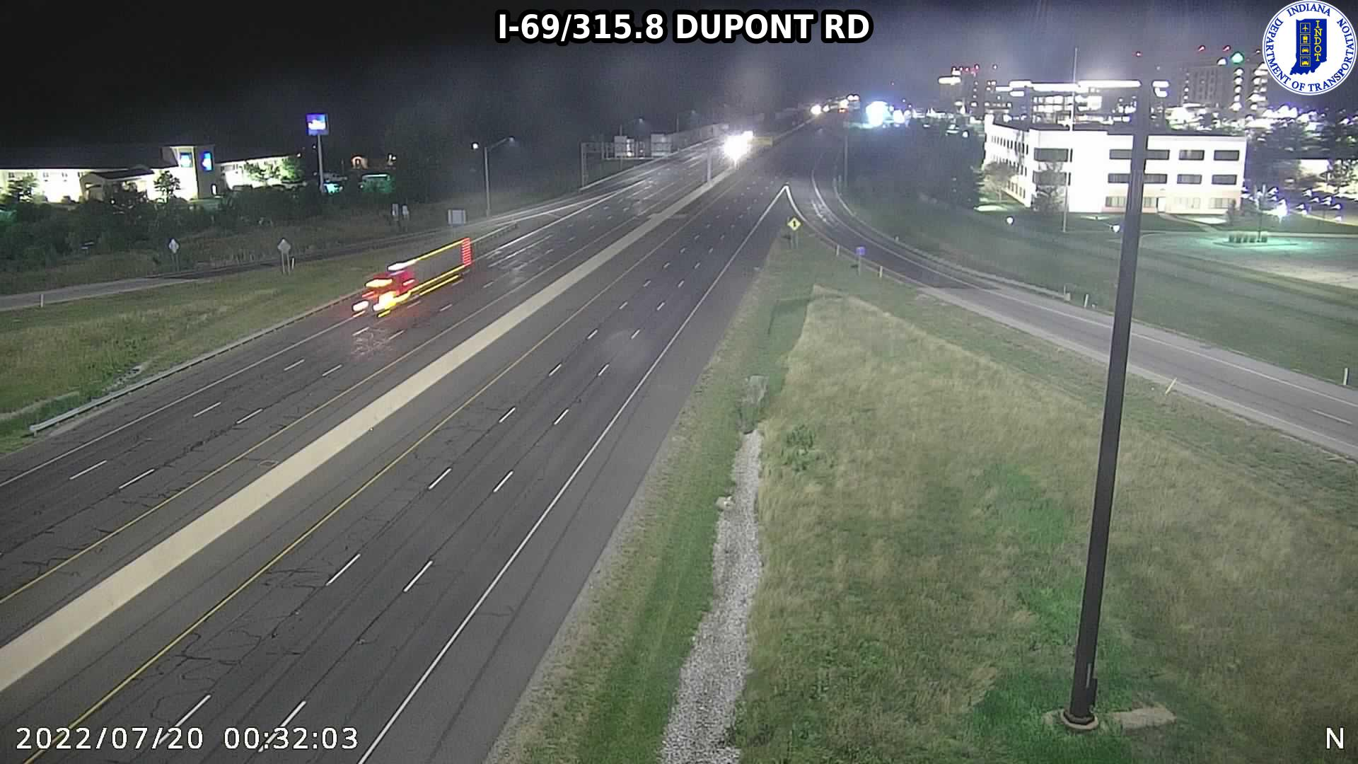 I-69 DUPONT ROAD CAM