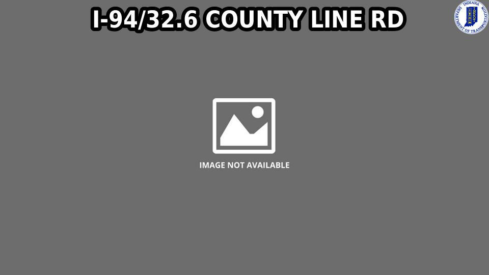 camera snapshot for WB I-94 at County Line Rd (-0.2 miles)