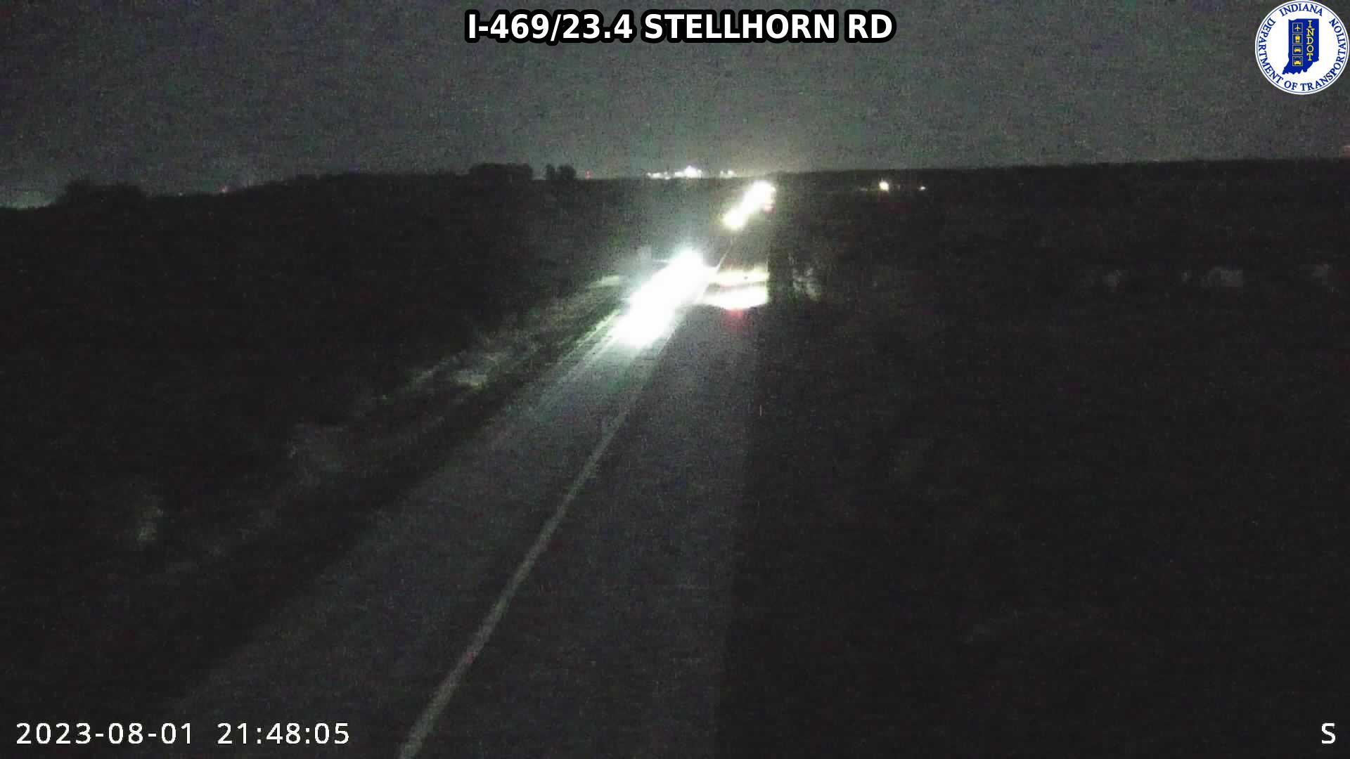 I-469 STELLHORN ROAD CAM