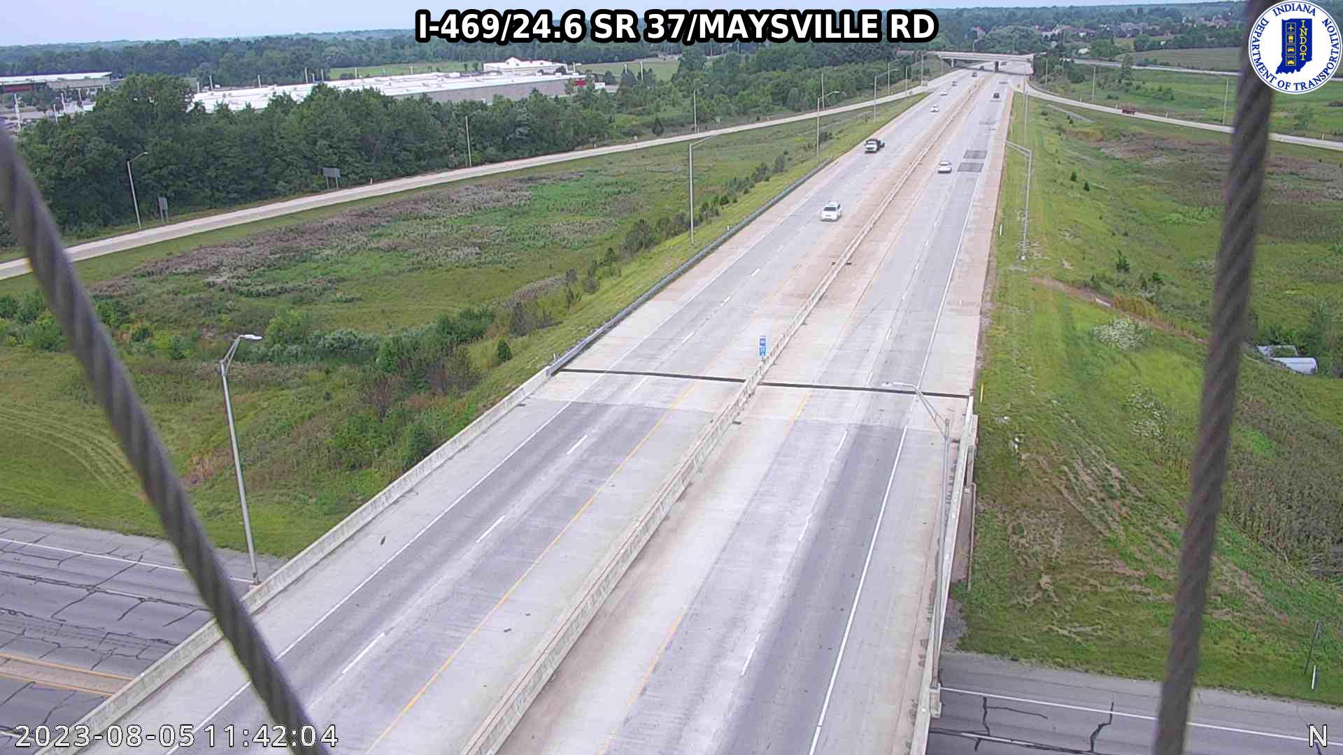 I-469 SR 37/MAYSVILLE RD CAM